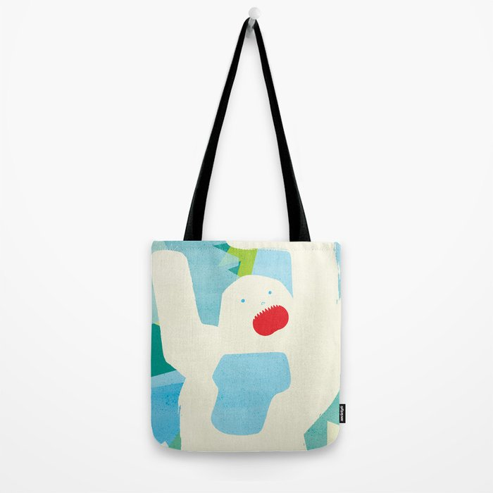 Abominable Tote Bag