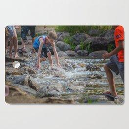 Mississippi Headwaters Fun Cutting Board