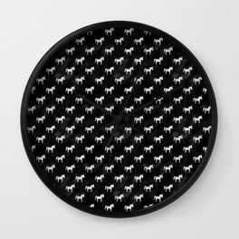 Unicorn Party Wall Clock