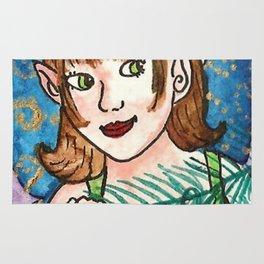 XMAS Fairy Rug