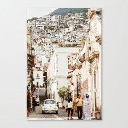 Taxco Canvas Print