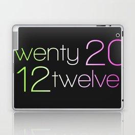 twentytwelve 2012 Laptop & iPad Skin