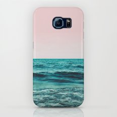 Ocean Love #society6 #oceanprints #buyart Galaxy S6 Slim Case