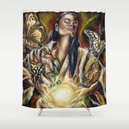 Sublimation Shower Curtain