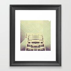 XY Framed Art Print