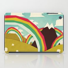 Happy happy joy joy! iPad Case