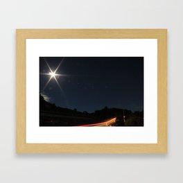 O RYAN Framed Art Print