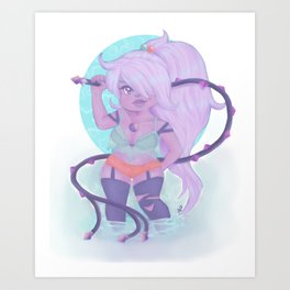 Whip You Into Shape Art Print