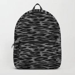 grey cheetah Backpack
