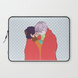 Victuuri Christmas Laptop Sleeve