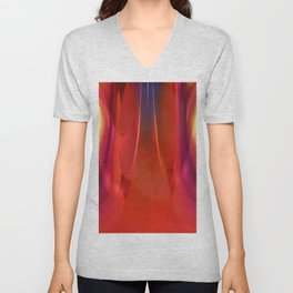 """Colors Of One"" Unisex V-Neck"