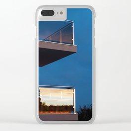 Binoculars Clear iPhone Case