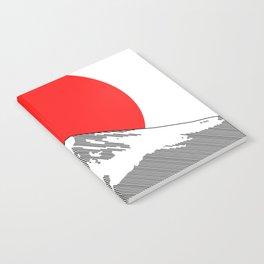 Rising Sun Notebook