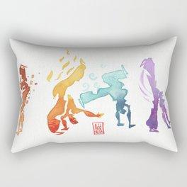 Capoeira...vatar ^_^ 263 Rectangular Pillow