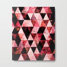 Abstract #995 Metal Print