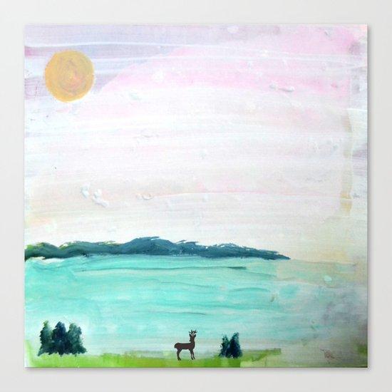 Spring Days Canvas Print