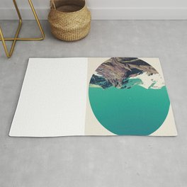 Mountains of Things Rug