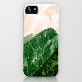 Mountain Top iPhone Case