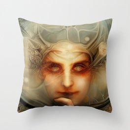 The Chimera Throw Pillow