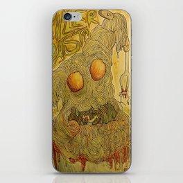 Killer Pasta iPhone Skin