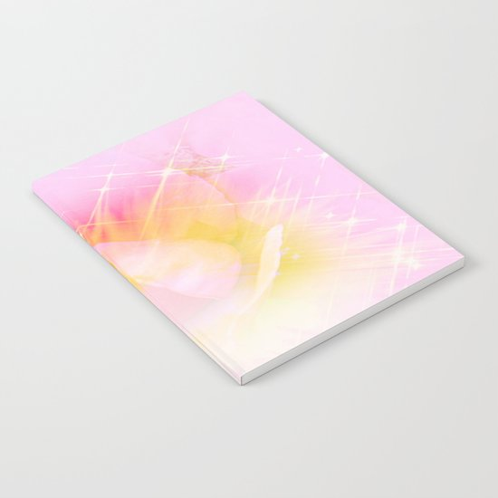Starlight Burst Notebook