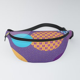 Japanese Patterns 07 Fanny Pack