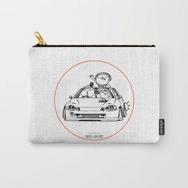 Crazy Car Art 0202 Carry-All Pouch