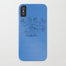 HELLOcopter Slim Case iPhone X