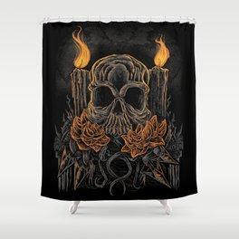 Offering Death Shower Curtain