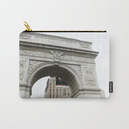The Arch in Washington Square Park Carry-All Pouch