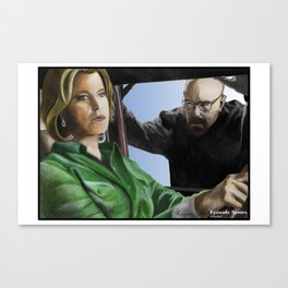 Skyler Canvas Print