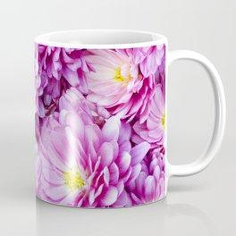 Padre Cerise Belgian Mum 'Bouquet' Coffee Mug