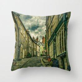 Kings Street Throw Pillow