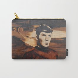 Leonard Nimoy alias Mr. Spock Carry-All Pouch