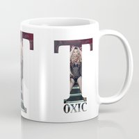 britney Mugs featuring Britney Toxic by eriicms