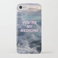 matty healy iPhone & iPod Cases featuring MATTY by Cherry Beth
