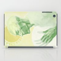 dragon age inquisition iPad Cases featuring Dragon Age: Solas by Couple Of Kooks