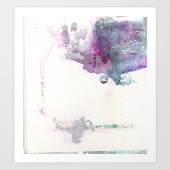 Peace  (In the White of Day) Art Print