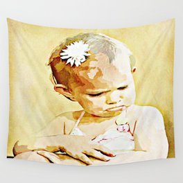 The Little McCoy - 018 Wall Tapestry