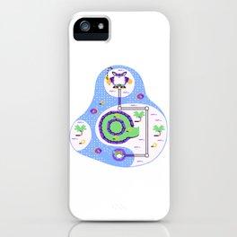 Overworld: Oasis iPhone Case
