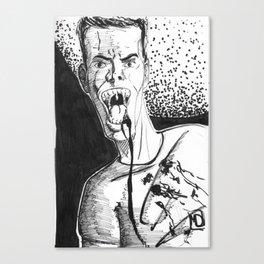 Vampy Canvas Print
