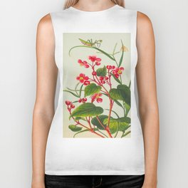 Joseph Buc'hoz -1776 Precious collection and illumination of t beautiful and curious flowers Biker Tank