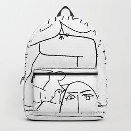 Pablo Picasso, La Paix Combattante Fera Reculer Le Char de Guerre, Artwork, Prints, Posters, Tshirts Backpack