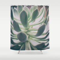 plant Shower Curtains featuring Plant by pf_photography