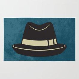 Hat Print , hipster Rug
