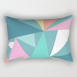 Modern Geometric 49 Rectangular Pillow