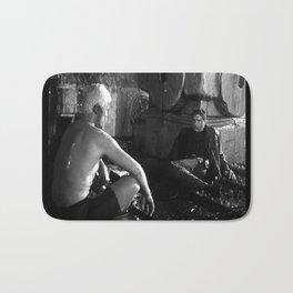 Bladerunner - Roy and Deckard Bath Mat