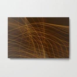 Abstract Light - Vol. 12 Metal Print