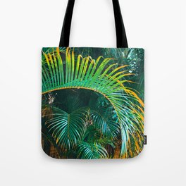 Pop Art Palms Tote Bag
