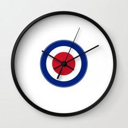 Roundel Wall Clock
